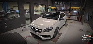 Mercedes A250 (211 л.с.) W176