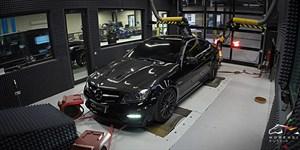Mercedes C63 AMG (457 л.с.) W204