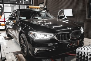 BMW 5-Series 520D B47 G3x (190 л.с.)