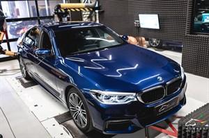 BMW Series 5 G30 540i (340 л.с.) двигатель B58