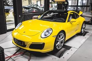 Porsche 911 - 991.2 3.0T Carrera / 4 (370 л.с.)
