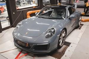 Porsche Carrera S / 4S 911 2016+  3.0T  (420 л.с.)