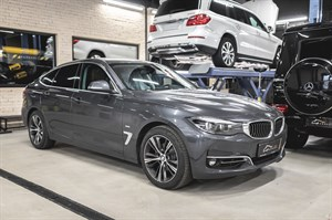 BMW Series 3 F3x LCI 320d (190 л.с.)