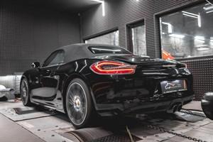 Porsche Boxster - 981 2.7 DFI (265 л.с.)