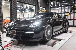 Porsche Boxster - 981 2.7 DFI (211 л.с.)