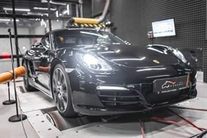 Porsche Boxster - 981 3.4 DFI S (315 л.с.)