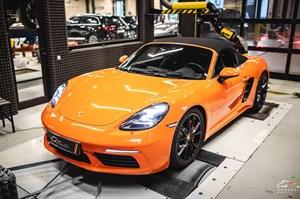 Porsche Boxster - 718 GTS - 2.5T (365 л.с.)