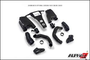 Высокопроизводительная впускная система AMS для двигателя M157 V8 BiTurbo на Mercedes E63 AMG