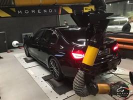 BMW Series 3 F3x LCI 340i (326 л.с.) двигатель B58