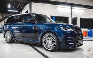 Land Rover Range Rover (Voque) 5.0 V8 Supercharged (510 л.с.)