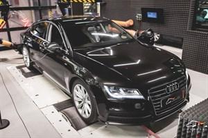 Audi A7 4GA 3.0 V6 TDi (245 л.с.)