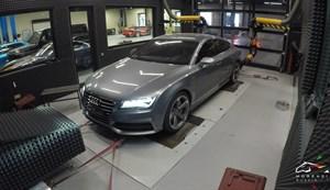 Audi A7 4GA 3.0 V6 Bi TDI (313 л.с.)