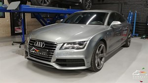 Audi A7 4GA S7 4.0 TFSi (420 л.с.)