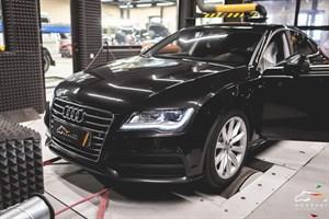 Audi A7 4GA S7 4.0 TFSi (450 л.с.)