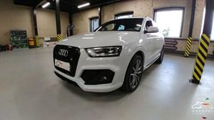 Audi Q3 U8 RSQ3 - 2.5 TFSI (314 л.с.)