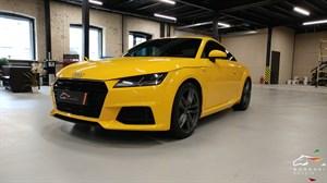 Audi TT 8S 2.0 TFSi (230 л.с.)