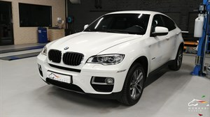 BMW X6 E71 X Drive 30d (211 л.с.)