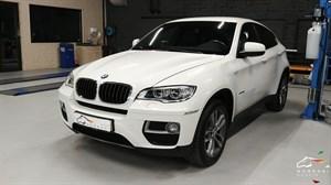 BMW X6 E71 M - 50d (381 л.с.)