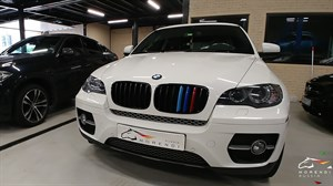 BMW X6 E71 M (555 л.с.)