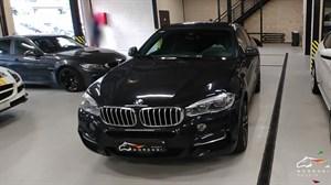 BMW X6 F16 M50d (381 л.с.)