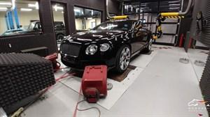 Bentley Continental GT / S 4.0 TFSi V8 (507 л.с.)