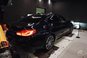 BMW Series 5 G30 530i (249 л.с.) с двигателем B48