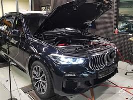 BMW X5 G05 xDrive40i (340 л.с.) двигатель B58