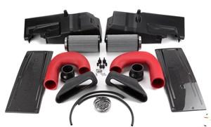 Впускная система для Mercedes GLC63 AMG с двигателем M177 V8 4.0 BiTurbo