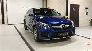 Mercedes GLE 350 CDI (249 л.с.)