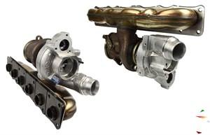 Высокопроизводительные турбины M500 (500+лс) для BMW с двигателем N55 3.0 turbo