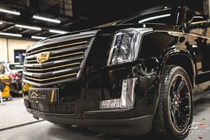 Cadillac Escalade 6,2 (426 л.с.)
