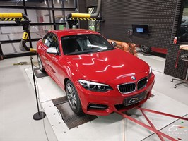 BMW Series 2 F2x M240i (340 л.с.) двигатель B58