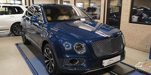 Bentley Bentayga 4.0 V8 Bi-Turbo (550 л.с.)