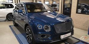 Bentley Bentayga 6.0 W12 Bi Turbo (608 л.с.)