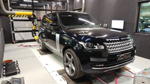 Land Rover Range Rover (Voque) 5.0 V8 Supercharged (550 л.с.)