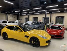 Ferrari GTC 4 Lusso 6.3 V12 (690 л.с.)