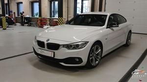 BMW Series 4 F32/33 420i - В48 Engine (184 л.с.)