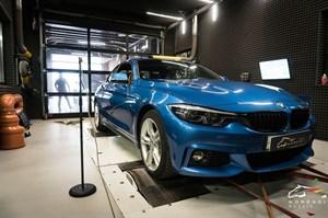 BMW Series 4 F32/33 LCI 430i (249 л.с.) двигатель B48