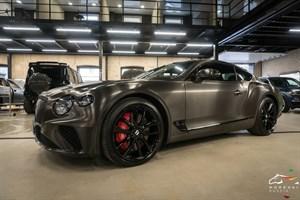 Bentley Continental GT / S 6.0 W12 Bi-Turbo (560 л.с.)