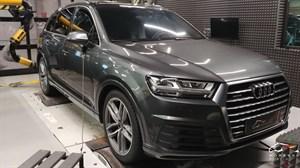 Audi Q7 3.0 TDI CR (218 л.с.)
