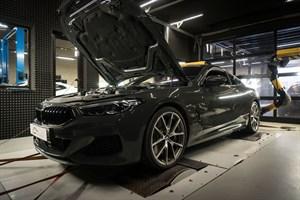 BMW 8 Series (G15) M850i (530 л.с.)