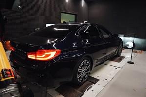 BMW Series 5 G30 530i (252 л.с.) с двигателем B48