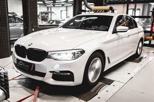 BMW 5-Series 518D G3x (150 л.с.)