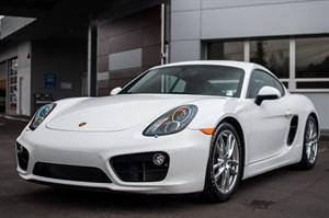 Porsche Cayman - 981 3.4 DFI (325 л.с.)