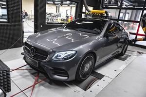 Mercedes E 450 (367 л.с.) W213