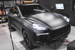 Porsche Cayenne 3.0T (340 л.с.)