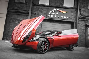 Aston Martin DB11 5.2 V12 BiTurbo (608 л.с.)