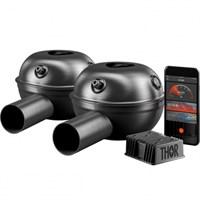 Двухканальный генератор звука (активный выхлоп)
