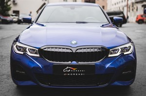BMW Series 3 G2x 318d (150 л.с.)