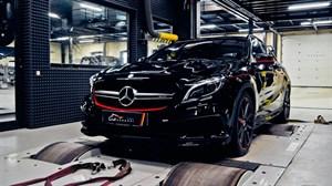 Mercedes GLA 45 AMG (381 л.с.) X156